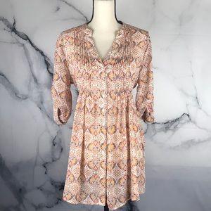 🦋3 for $20🦋 American Rag boho blouse tunic